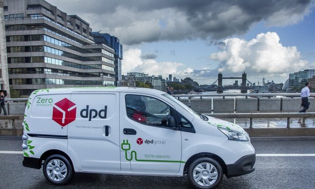 DPD on target to have over 500 EVs by the end of the year