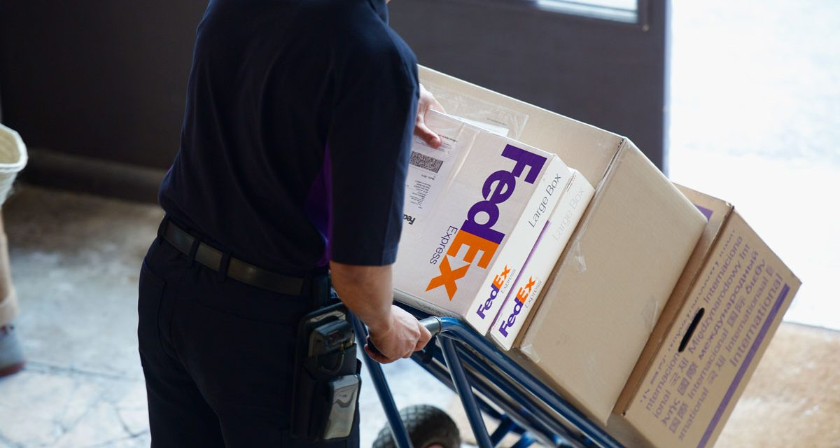 WHAT IS FEDEX'S FUTURE WITH AMAZON?