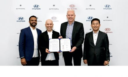 Hyundai and Kia invest in future of clean logistics