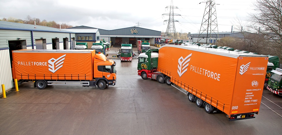 Palletforce offers next day service to the Isle of Wight