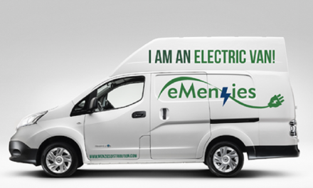 Menzies Distribution introduces EVs to its Scottish fleet