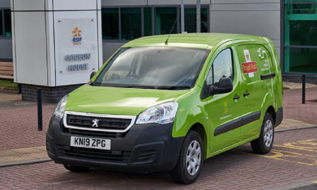Royal Mail commits to an electric future