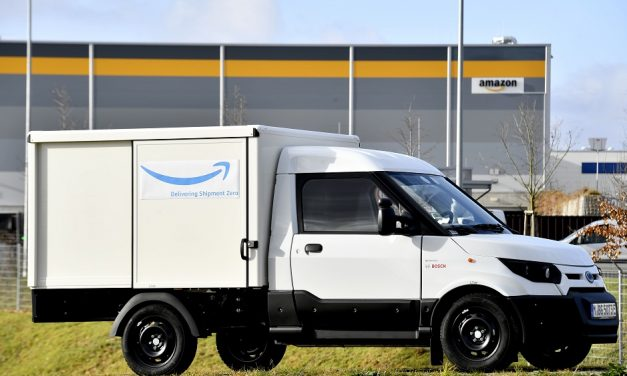 StreetScooter teams up with Amazon to service Munich