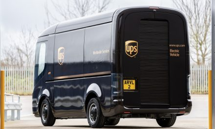 UPS accelerates fleet electrification