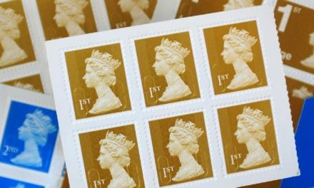 Royal Mail stamp price increase
