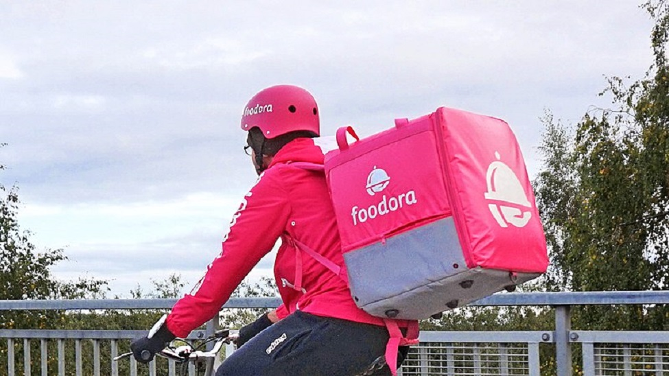 Foodora couriers earn right to unionise