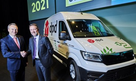DPD invests in 100 electric vans