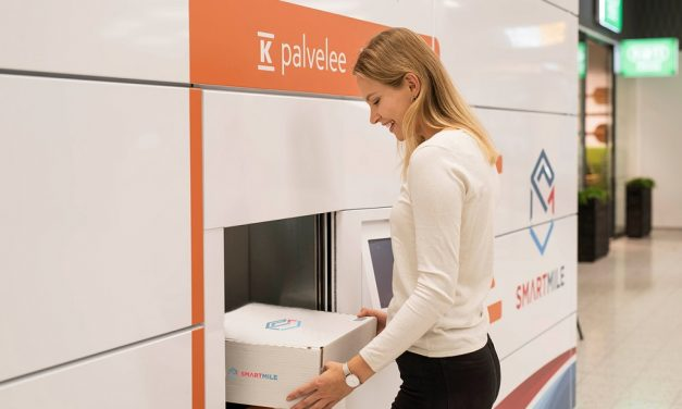Finnish retailers launch parcel lockers with integrated cold storage