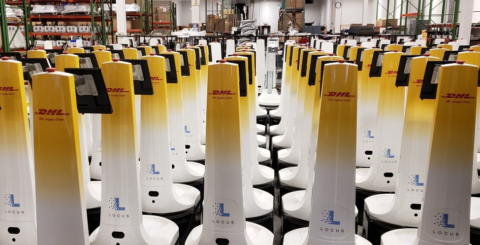 DHL invests in robotics to drive fulfillment productivity