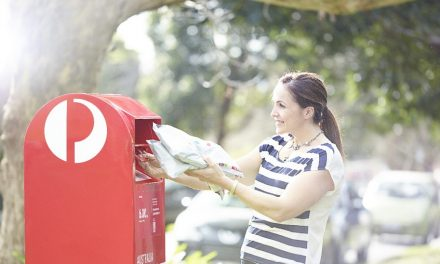 Australia Post: e-commerce growth for the 12-months to the end of March topped56 %