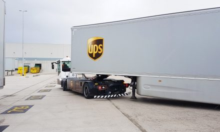 UPS to trial electric autonomous vehicles in London