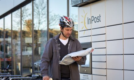 "InPost sees ""surge in demand"" for its parcel lockers"
