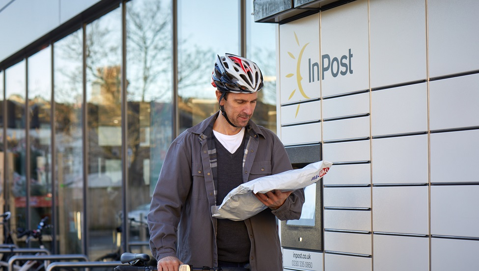 """InPost sees """"surge in demand"""" for its parcel lockers"""