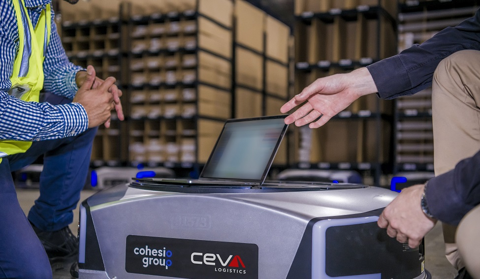 CEVA Logistics speeds up operations by 400% in Melbourne