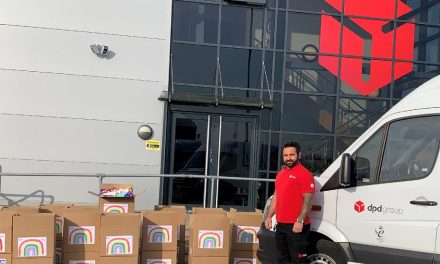 DPD staff donate 45,000 care items to NHS hospitals nationwide