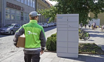 Bring joins Danish parcel locker network, Nærboks