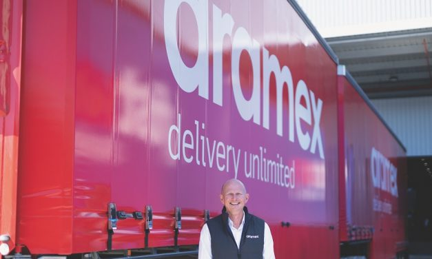 Aramex: Committed to keeping delivery on track