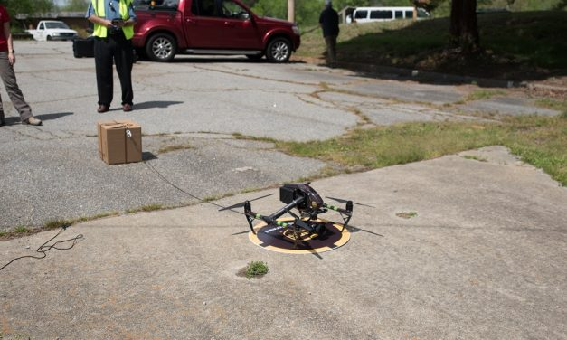 UPS involved in tests to see if drones could help medical professionals