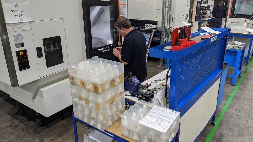 DHL Supply Chain joins team providing lifesaving equipment