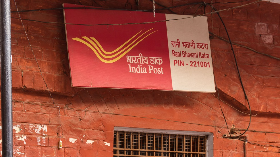 India Post delivering urgent medicine