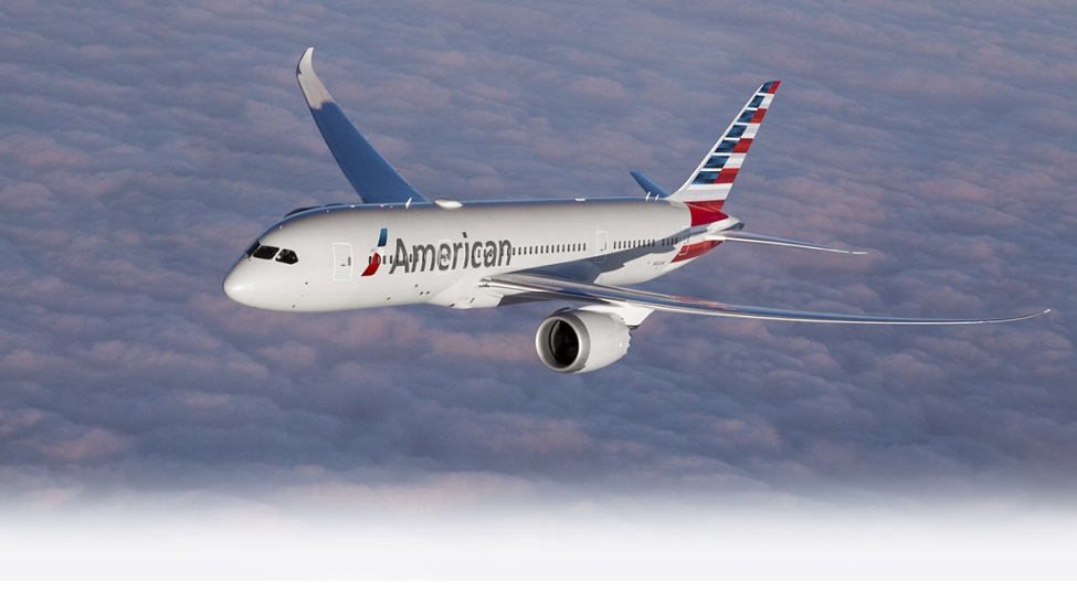 American Airlines: cargo-only flights from the U.S. to London, Paris, Zurich and Rome