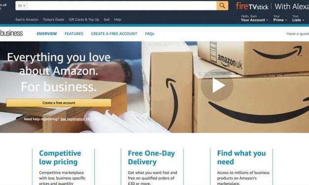 Amazon to dominate in B2B