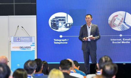 Changing Singapore's postal landscape