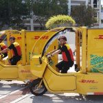 DHL eCargo Cycle pilot to reduce CO2 emissions by 101,000 kg per year