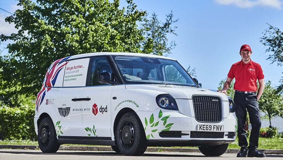 DPD: We are committed to having the greenest fleet in the UK, as soon as possible