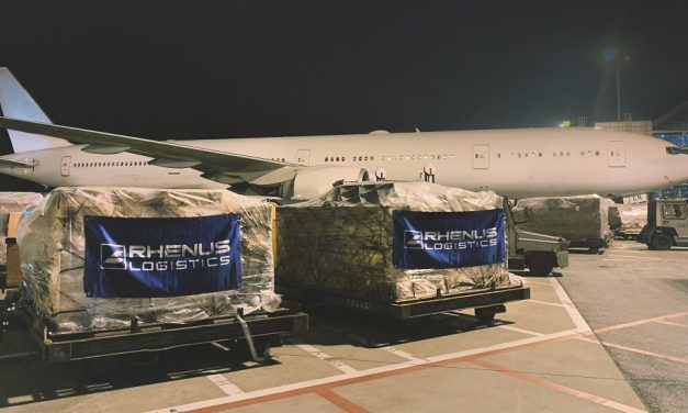Rhenus to deliver over 200 million essential medical supplies in Asia and Europe