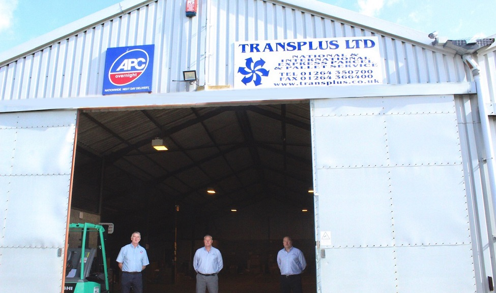 Transplus Ltd expands its parcel facility in Andover