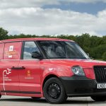 Two iconic brands join forces for electric delivery trial