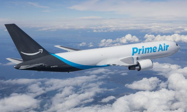 Amazon and Reducing Emissions in the Air