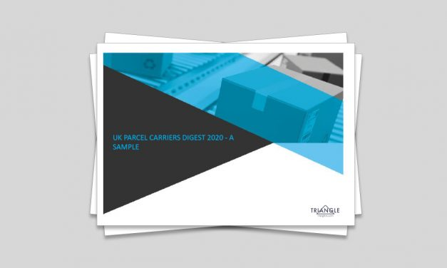 Triangle's latest research delves into the shape of the UK parcel delivery sector