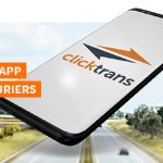 Clicktrans mobile app now available to couriers