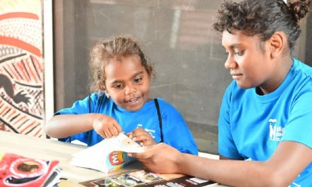 Australia Post: using its vast delivery network to deliver books to children in remote regions