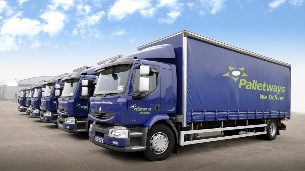 Palletways: we are enjoying consistent growth across Europe