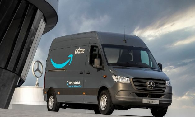 Amazon: we need continued innovation and partnership from auto manufacturers like Mercedes-Benz