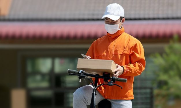 How should parcel networks reposition their prices?