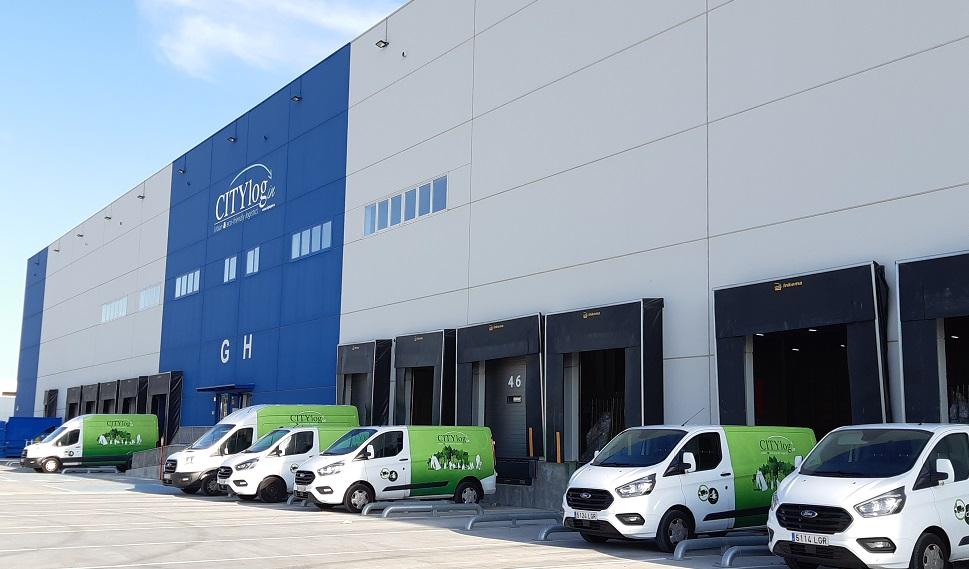 Citylogin opens secondlast-mile distribution centre near Madrid