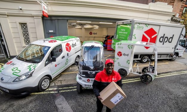 DPD: Our aim is to have the most accessible parcel network in the UK