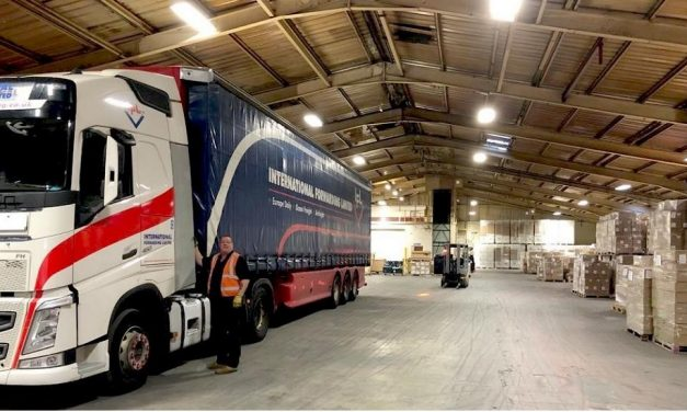 Palletways: always looking ahead, to new business opportunities across Europe