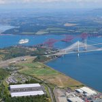 Scotland's largest distribution hub for sale