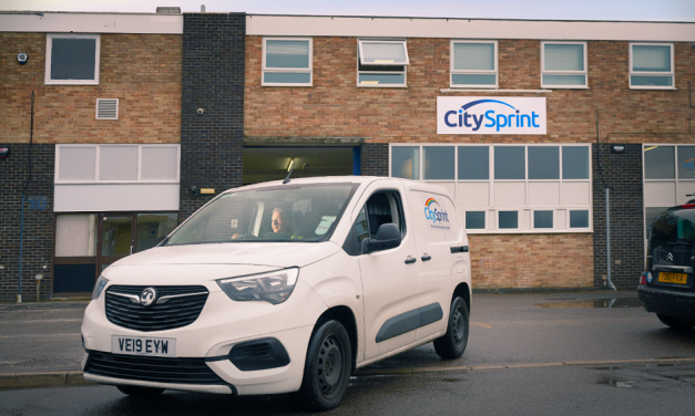 CitySprint: we're making sure the courier fleet is ready to face anything that comes our way