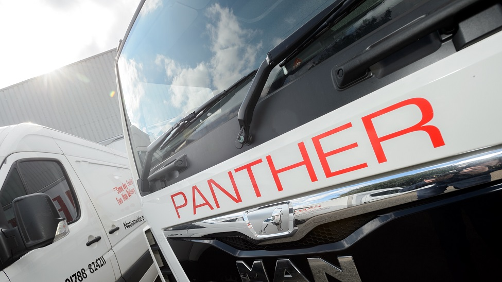 """Panther logistics: this is """"a new era for the business"""""""