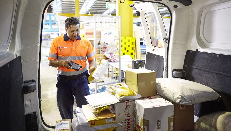 Australia Post: We stand ready today to set a new record