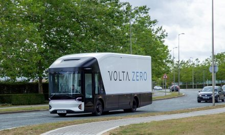 Volta Trucks: society needs goods vehicles, but it also needs good vehicles