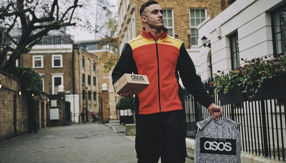 ASOS changes their standard delivery service to Italy