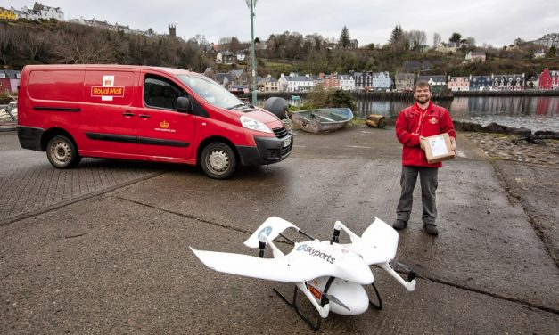 Royal Mail: trialing new ways to support remote and isolated communities