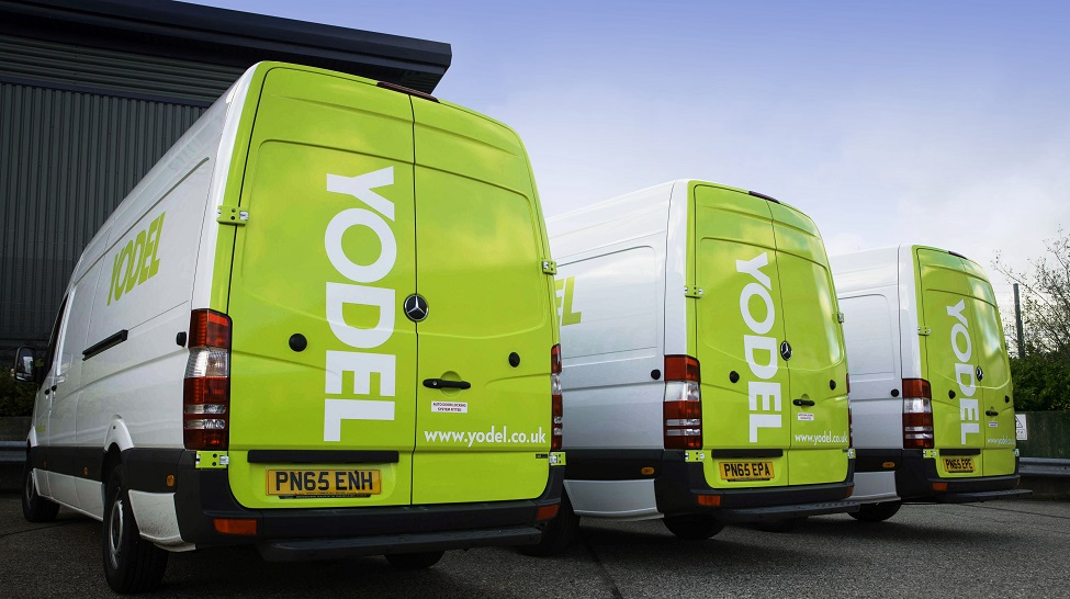 Yodel: volumes up 20% compared to a 'normal' year